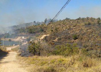 Extensa área de preservação ambiental sofre com queimada em Valinhos: Prefeitura cria comitê para gestão do problema - Foto: Divulgação