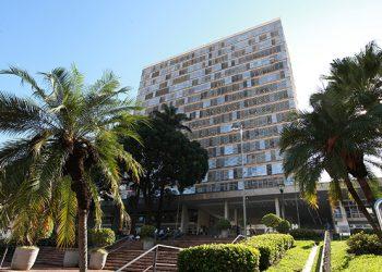 Paço Municipal: governo Dário Saadi vê antecipação como fortalecimento da economia local Foto: Divulgação