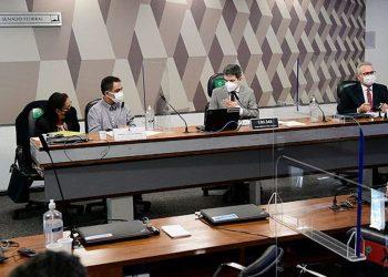CPI da Pandemia do Senado: consultor apontou erros no processo de compra da Covaxin - Foto: Pedro França/Senado Federal