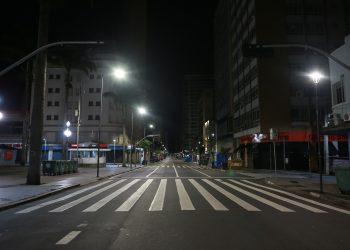 A cidade de Campinas (SP) teve queda na temperatura nesta madrugada de quinta-feira (29), os termômetros marcaram 7 graus.