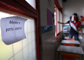 As escolas interessadas no programa de imunização podem se cadastrar a partir desta quarta (28). Foto: Leandro Ferreira/Hora Campinas