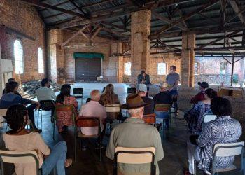 Reunião aconteceu nesta sexta-feira, 9 de julho, com representantes da Cultura - Foto: Divulgação