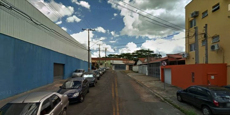 Rua 14 de Julho fica no Bonfim e tem apenas 50m Foto: Google Street View
