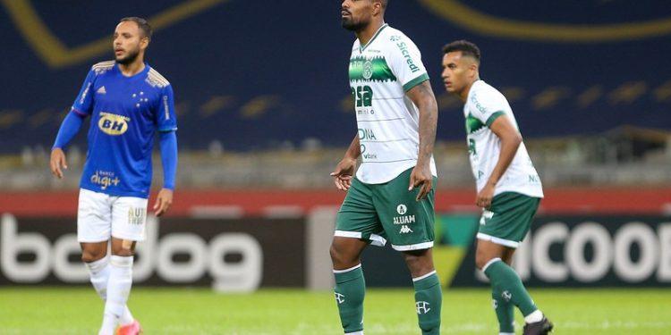 Thales atuou em sete partidas na competição nacional e será desfalque pela segunda vez. Foto: Thomaz Marostegan/Guarani FC