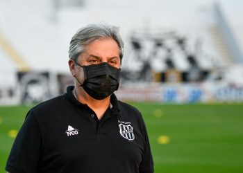 De 2019 para cá, Gilson Kleina disputou 62 jogos de Série B e, pasmem, conquistou apenas 12 vitórias. Foto: Ponte Press/Álvaro Jr.