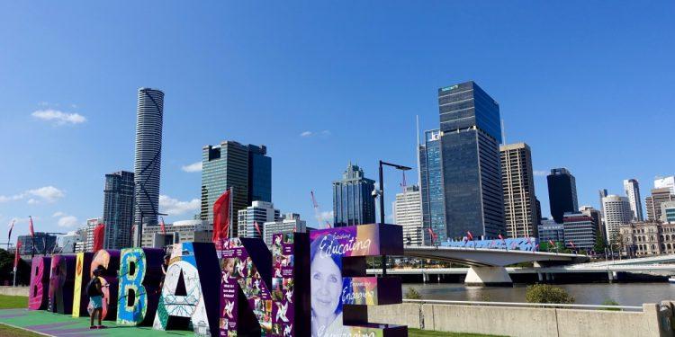 Capital do Estado de Queensland, Brisbane se tornou a candidata preferida ainda em fevereiro. Foto: Fotos Públicas