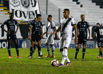 Titular absoluto do meio-campo, o volante Dawhan vai disputar a Série A do Brasileiro. Fotos: Ponte Press/Álvaro Jr.