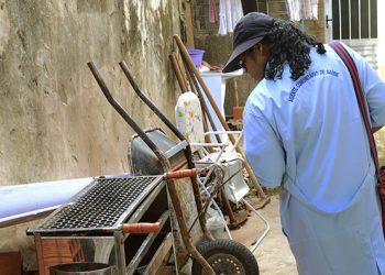 As regiões Sul e Sudeste são as que têm mais casos de dengue. Foto: Divulgação/PMC