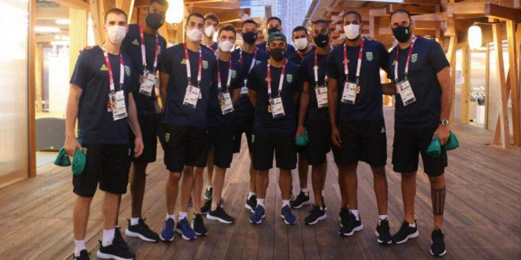 Atletas brasileiros elogiam as instalações montadas para a Olimpíada. Foto: Monica Faria/COB