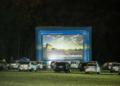 Cinema Drive-In, que terá sessões gratuútas na Pedreira do Chapadão, em Campinas. Foto: Divulgação