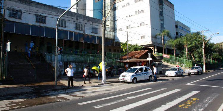 Hospital Municipal Mário Gatti, em Campinas. Foto: Leandro Ferreira/Hora Campinas