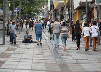 o número de pessoas que contraíram a doença na cidade chega agora a  126.465. Foto: Leandro Ferreira / Hora Campinas