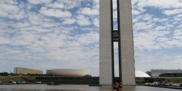 Congresso Nacional na Praça dos Três poderes em Brasília: fundão bilionário para ser distribuído entre os partidos Foto: Fábio Rodrigues Pozzebom/Agência Brasil