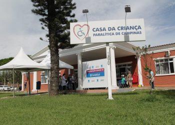 Casa da Crianças Paralítica de Campinas: preparação para mercado de trabalho. Foto: Leandro Ferreira / Hora Campinas