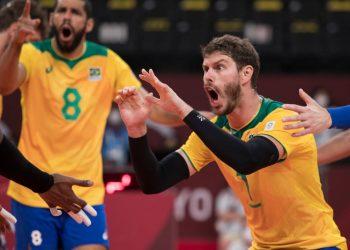 Seleção brasileira começou mal, mas reagiu e bateu os argentinos. Fotos Públicas