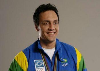Pampa foi campeão olímpico com a seleção brasileiro nos Jogos de Barcelona. Foto: Divulgação
