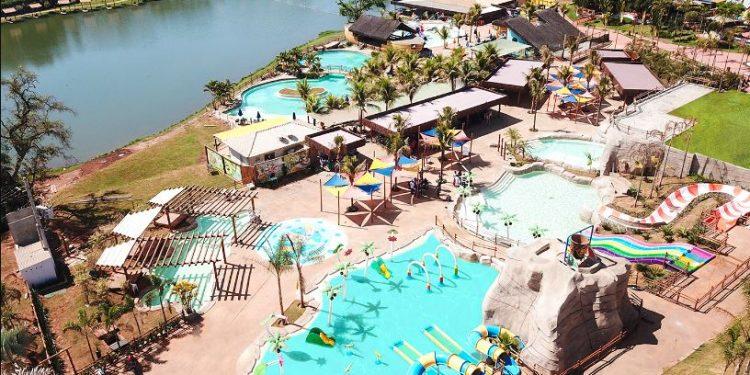 Arca Parque, complexo aquático em Goiás, abrirá na sexta (3) novas atrações - Fotos: Divulgação