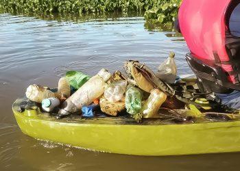 Associações se mobilizam para realizar evento e retirar lixo da Represa em Americana - Fotos: Divulgação