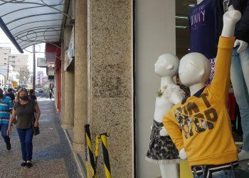 Os setores de serviços e do comércio comemoram a retomada. Foto: Leandro Ferreira / Hora Campinas