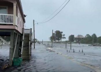 Furacão Ida atinge a Louisiana e deixa rastro de destruição- Foto: Reprodução Youtube