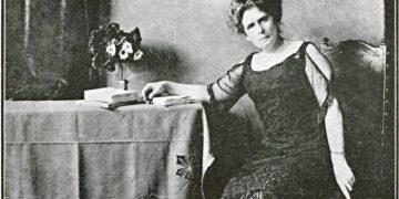 Júlia Lopes de Almeida começou a escrever em 1881, na Gazeta de Campinas - Foto: Reprodução