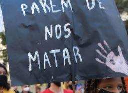 Protesto ocorrido em Campinas exige proteção às mulheres vítimas de violência e punição aos agressores: tema inquietante para a sociedade Foto: Leandro Ferreira/Hora Campinas