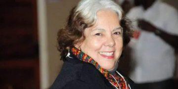 A médica Maria Haydèe de Jesus Lima: encontro marca homenagem à sanitarista e pediatra que  dedicou a vida a defender o SUS - Foto: Arquivo Pessoal