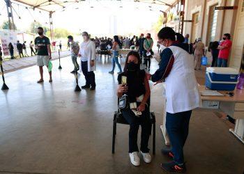 Há vagas disponíveis para agendamento nos grupos de 12 a 17 anos e a partir de 18 anos. Foto: Leandro Ferreira/Hora Campinas