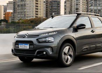O Cactus ajudou a  Citroën a aumentar suas vendas em 2021. Foto: Divulgação