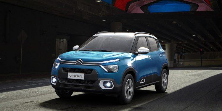 O Novo C3 é um hatch versátil, com jeito de SUV. Fotos: Divulgação