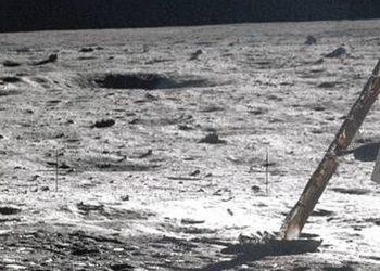 Viper vai pousar no polo sul da Lua em 2023 para procurar água e outros recursos - Foto: Divulgação/Nasa