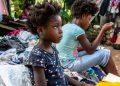 Família haitiana que perdeu tudo no terremoto: tragédia humanitária -Foto: Unicef/Georges Harry Rouzier