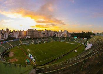 Guarani e Remo se enfrentam nesta terça-feira (21), às 16h, no Brinco de Ouro da Princesa- Foto: Thomaz Marostegan/Guarani FC