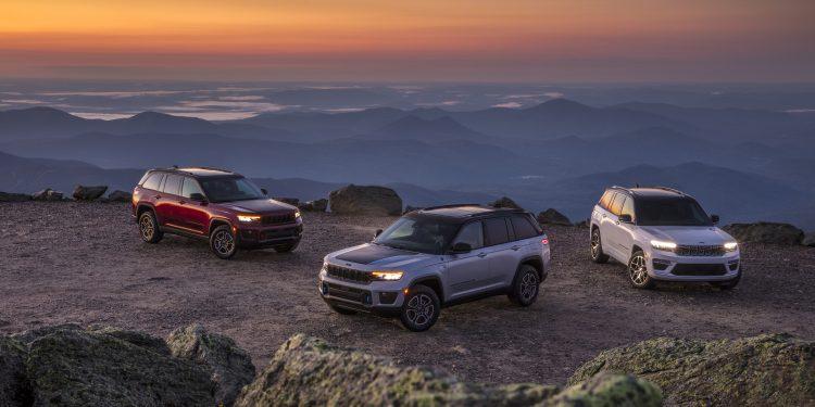 Depois de mais de sete milhões de unidades em vendas globais, o SUV continua a definir a referência. Foto: Divulgação