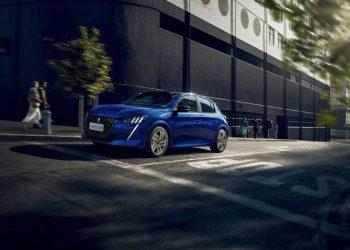 O novo Peugeot 208 é o modelo mais vendido da marca no Brasil. Foto: Divulgação