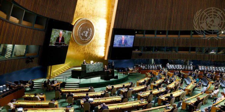 Maior encontro de líderes mundiais reunirá mais de 100 chefes de Estado e de governo a partir de terça-feira Foto: Evan Schneider/ONU