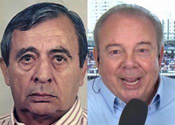 Orlindo Marçal deu a primeira oportunidade para Luciano do Valle no rádio. Fotos: Divulgação