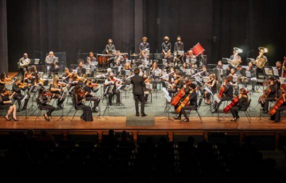 Orquestra de Piracicaba: repertório composto por trilhas de filmes e games - Foto: Rodrigo Terrini/Divulgação