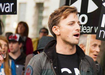 Protestos contra armas nucleares no Reino Unido - Foto: CND/Henry Kenyon