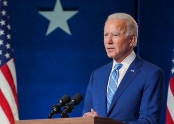 "O presidente americano Joe Biden: ""Estamos ligando os aliados e parceiros da América de novas formas"" - Foto: Fotos: Públicas/Twitter Biden"