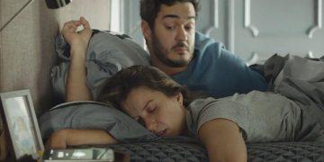 Nathalia Dill e Marcos Veras é o casal inseparável do título