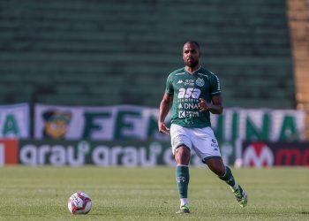 Thales foi titular na defesa do Guarani em 22 partidas nesta Série B. Foto: Thomaz Marostegan/Guarani FC