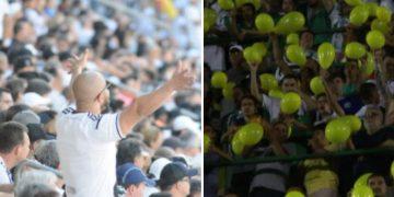 Governo de São Paulo antecipa data de liberação de torcidas em estádios - Fotos: Leandro Ferreira/Hora Campinas