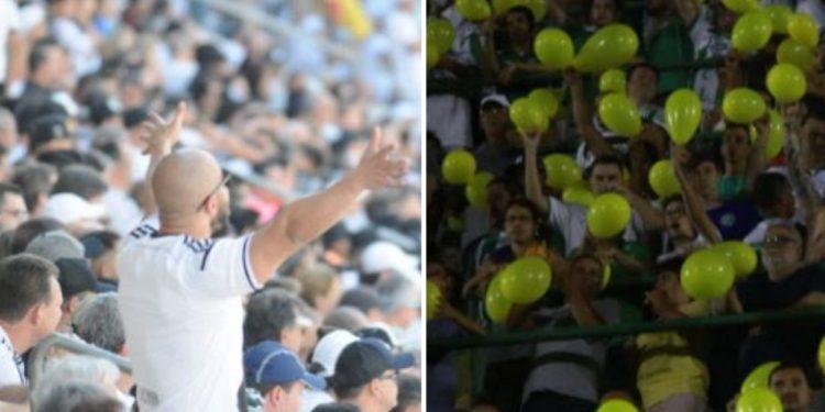 Os estádios de Campinas voltam a receber público a partir de 8 de outubro. Fotos: Leandro Ferreira/Hora Campinas