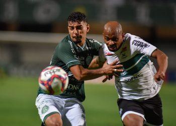 O Guarani viu chegar ao fim a série invicta de cinco partidas. Fotos: Du Caneppele/ Especial para o Guarani FC