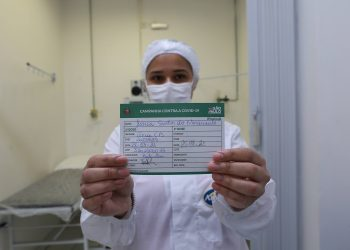 Dez centros de saúde estarão disponíveis neste dia 23; expectativa é aplicar 3 mil doses do imunizante da Pfizer Foto: Leandro Ferreira/Hora Campinas