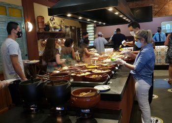 Programa estadual prevê redução de imposto para o setor de bares e restaurantes. Foto: Leandro Ferreira/Hora Campinas