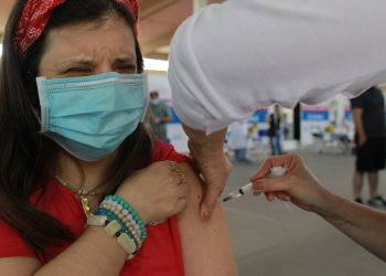 Avanço da vacinação tem provocado melhora nos índices. Foto: Leandro Ferreira / Hora Campinas