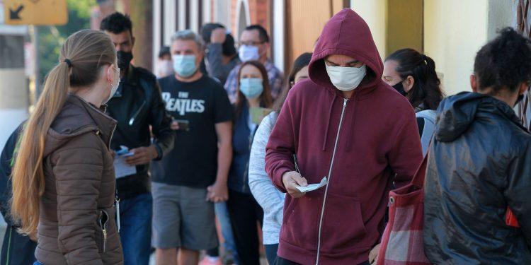 Todo o Estado tem apresentado  tendência de queda nos números da pandemia.  Foto: Leandro Ferreira / Hora Campinas