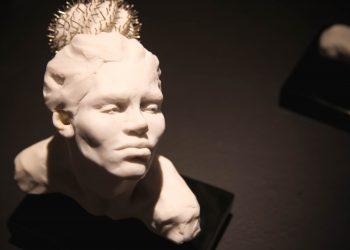 Abertura do Salão de Artes Visuais, em Vinhedo, ocorreu nesta quarta-feira: obra faz parte da exposição - Foto: Divulgação